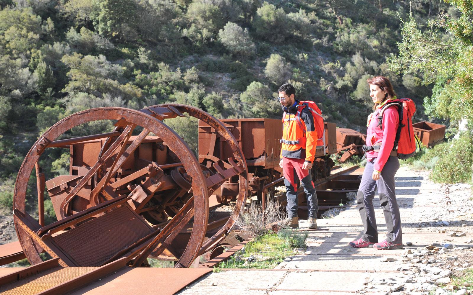 villaggi minerari sardegna Miniere sardegna