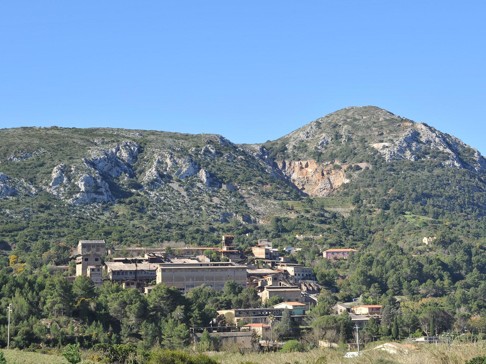 Villaggi minerari Sardegna miniere abbandonate visitabili