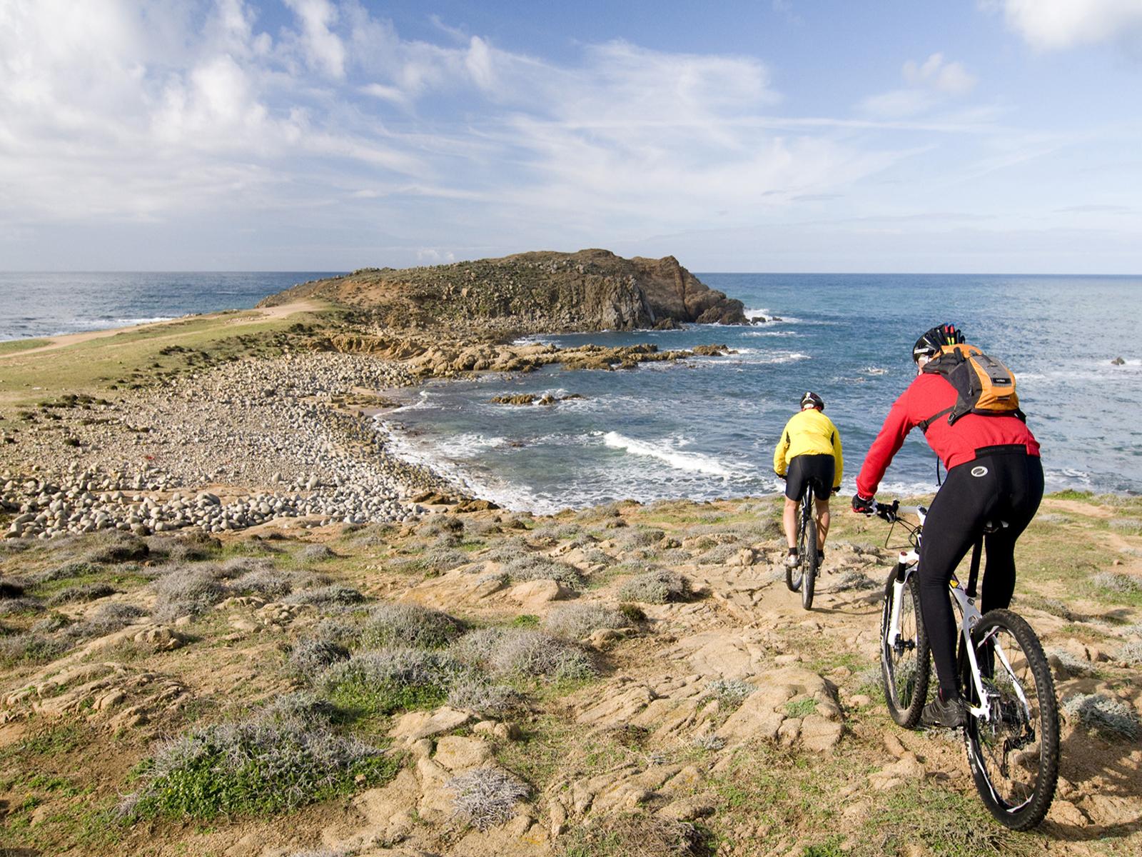 capo pecora arbus costa verde mountain bike