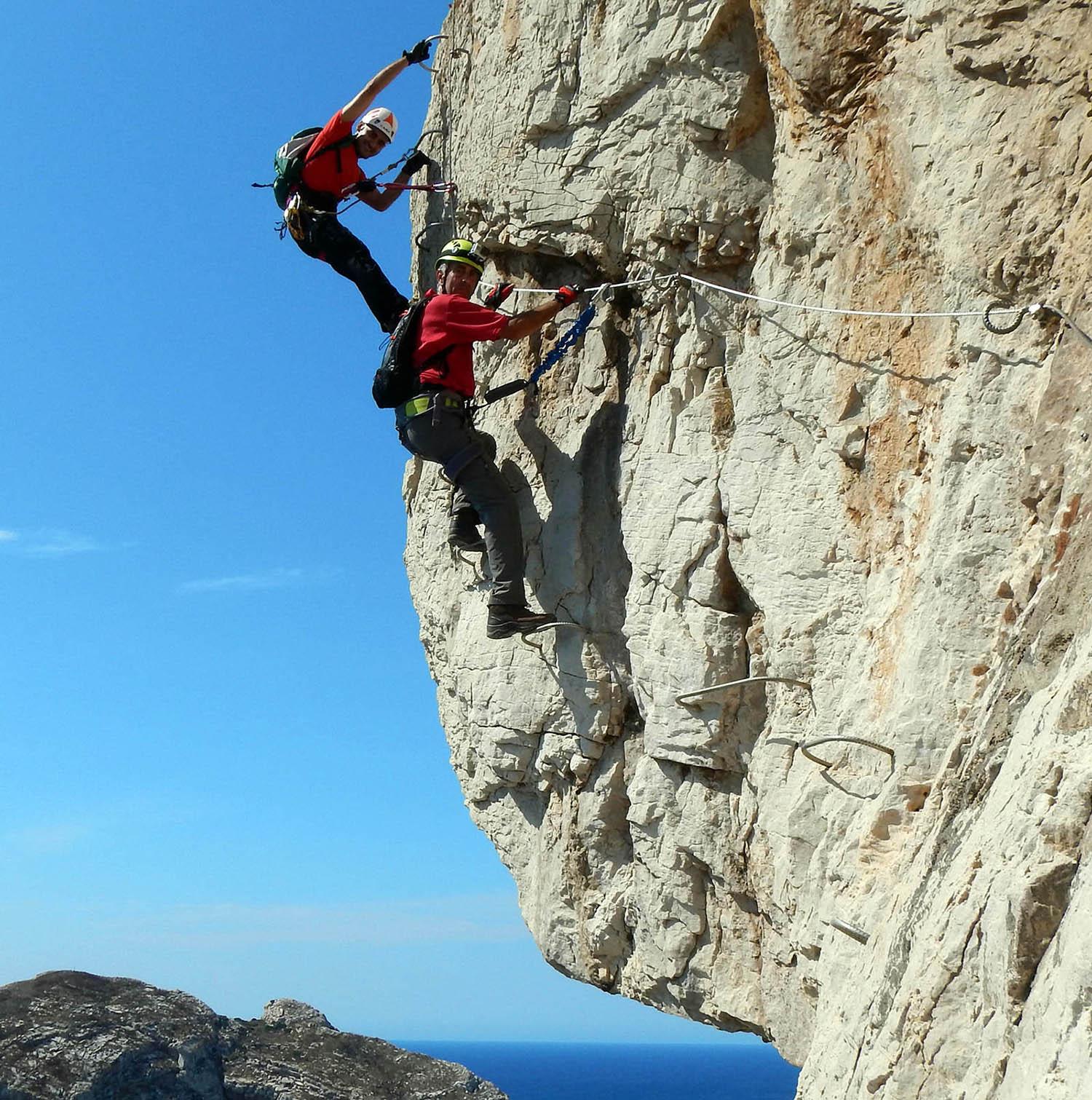arrampicata sardegna climbing in sardinia
