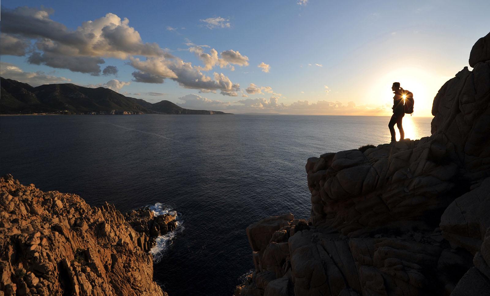 trekking sardegna lino cianciotto escursioni nel sud ovest della Sardegna